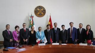 Inicia conmemoración del décimo aniversario del Hermanamiento entre la Ciudad de México y Beijing