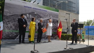 Paseo de las Culturas Amigas exhibe grandeza cultural y natural de Vietnam
