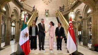 Reconoce gobierno capitalino como huésped distinguido a primer ministro de Singapur, Lee Hsien Loong