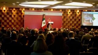 Asiste Jefa de Gobierno a XXXI Reunión de Embajadores y Cónsules 2020