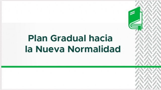 Plan Gradual hacia la Nueva Normalidad CDMX