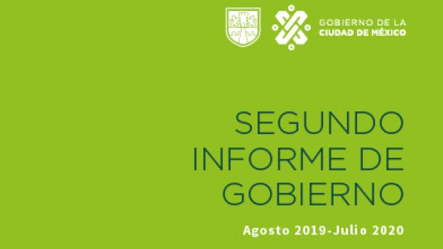 Informe de Gobierno 2020